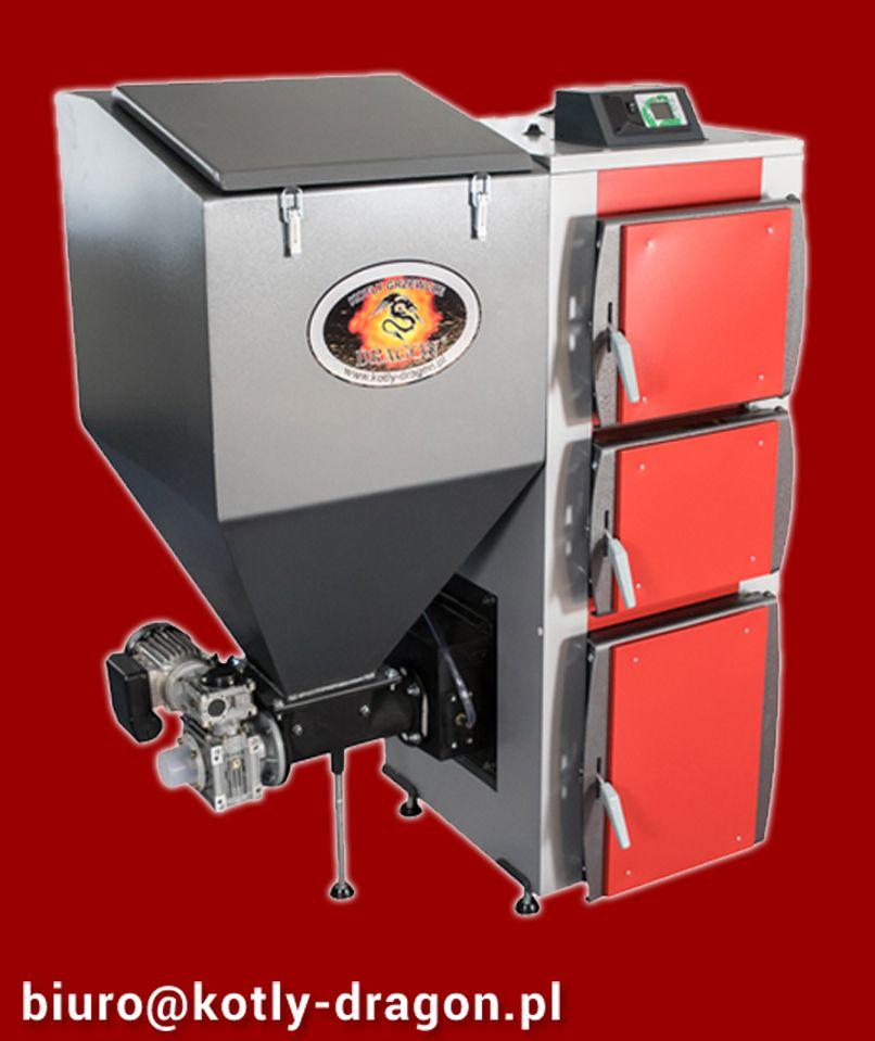 Piec Kociol 5 Klasy Ecodesign Z Podajnikiem 38kw Dragon Kitchen Appliances Maker
