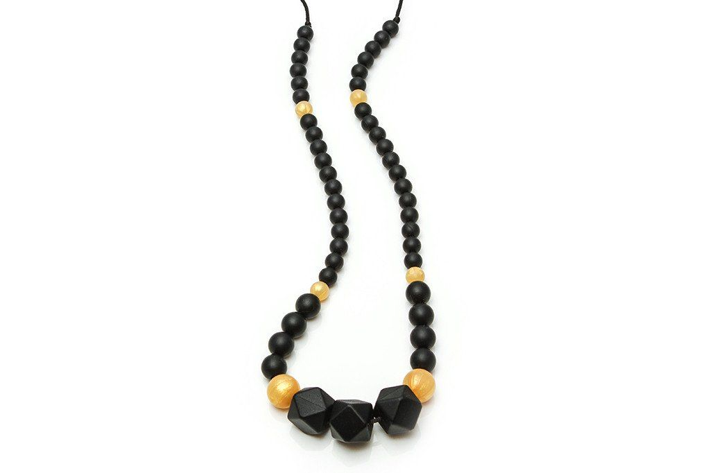 Silicone Teething Necklace - The Glam