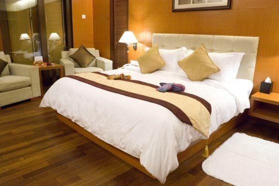 Tagesdecke für Bett- 25 wunderschöne Beispiele | Schlafzimmer ...