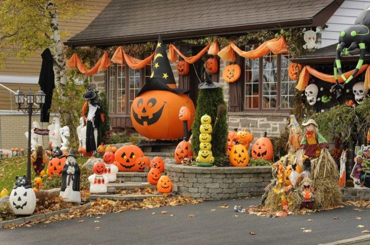 decoration maison halloween pas cher