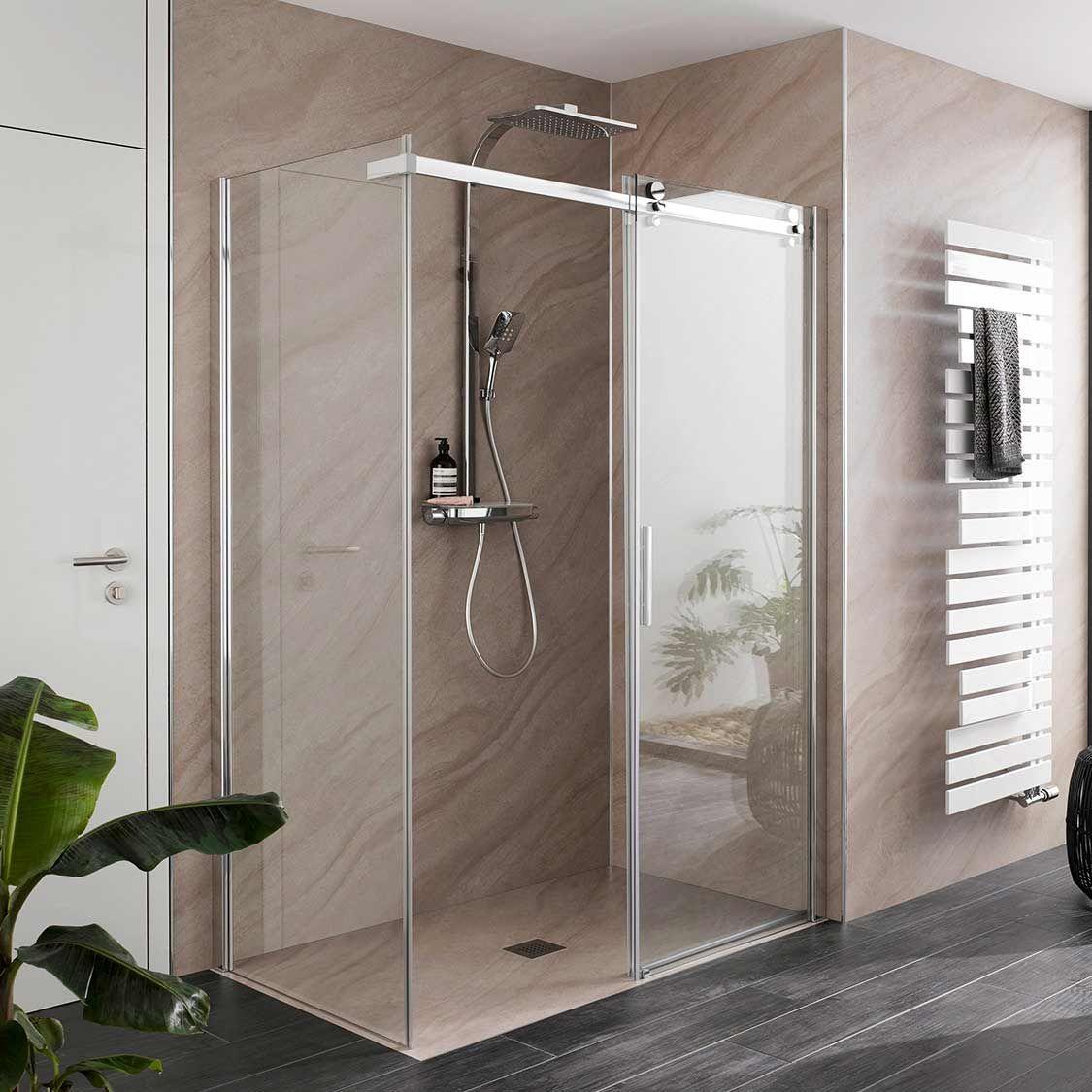 Schiebetur Dusche 12 Top Beispiele Fur Dusche Mit Gleittur System Dusche Schiebetur Schiebetur Dusche