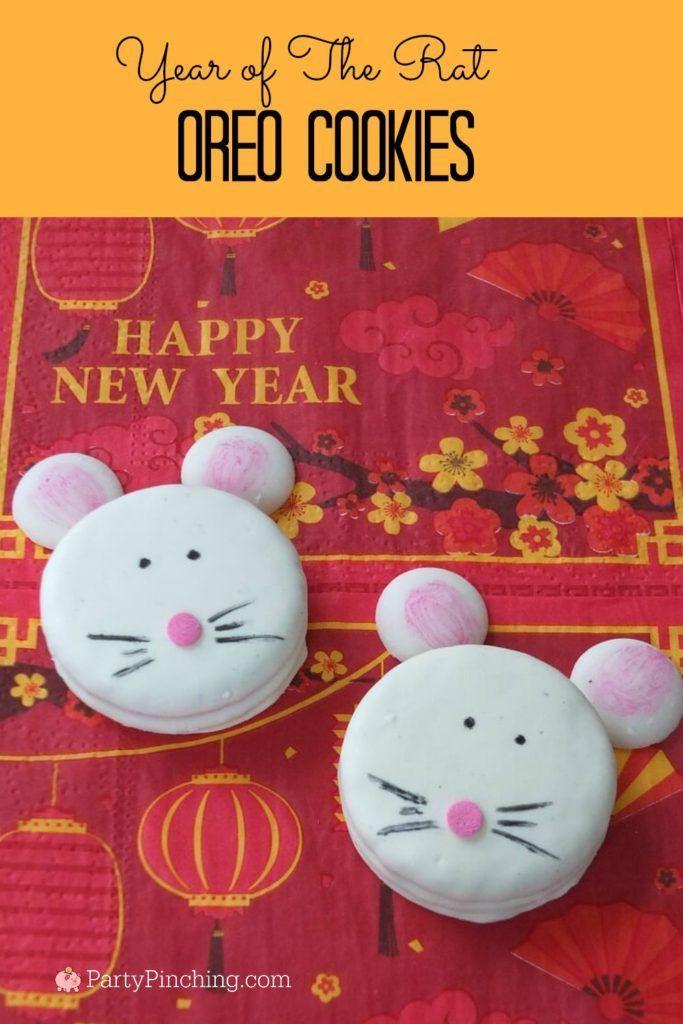 Chinese New Years Desserts New Years