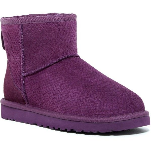ugg australia classic mini exotic scales boot 100 liked on rh pinterest nz