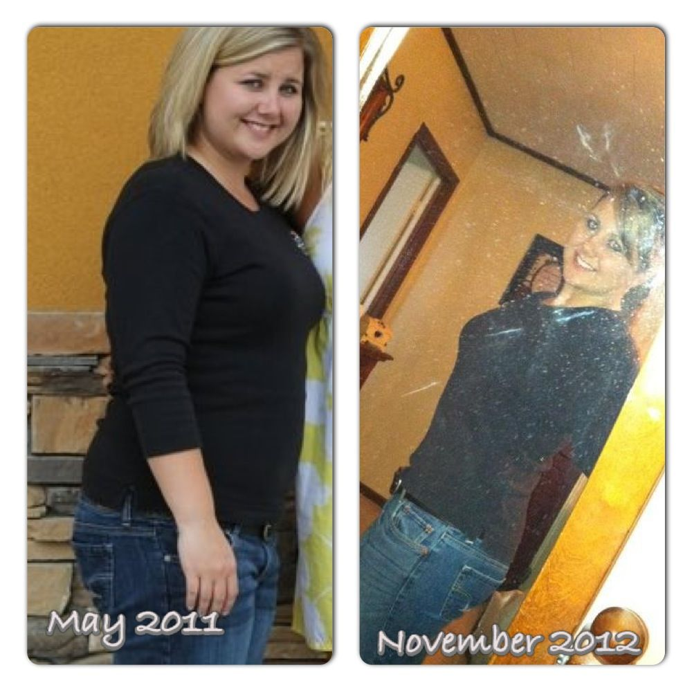 Photo of Weight loss before & after!!! 30 day shred &