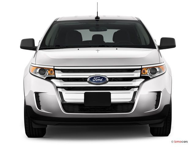 Ford Edge Pictures Front View U S News Best Cars