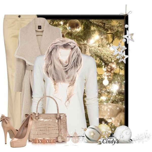 Neutral Colors, created by cindycook10 on Polyvore