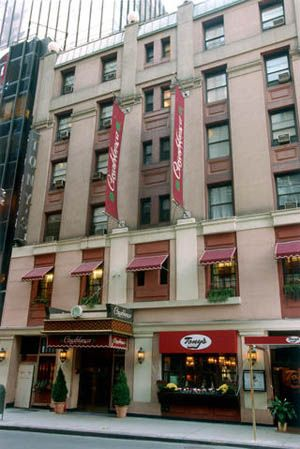 The Casablanca Hotel Located Right At The Heart Of Times Square In New York City Is A 44 Room Luxury Boutiq Casablanca Hotel Times Square New York City Hotel
