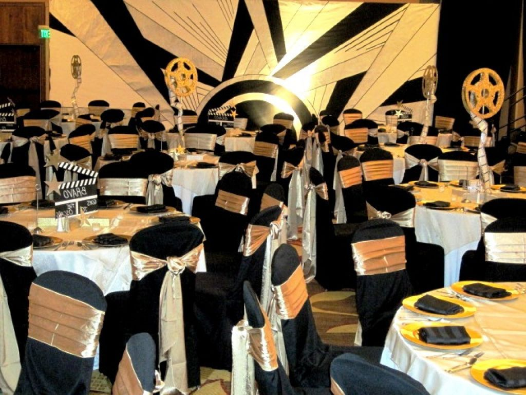 Attractive Oscar Themed Party Decoration Ideas Part - 2: Ideas For Hollywood Theme Party - Google Search