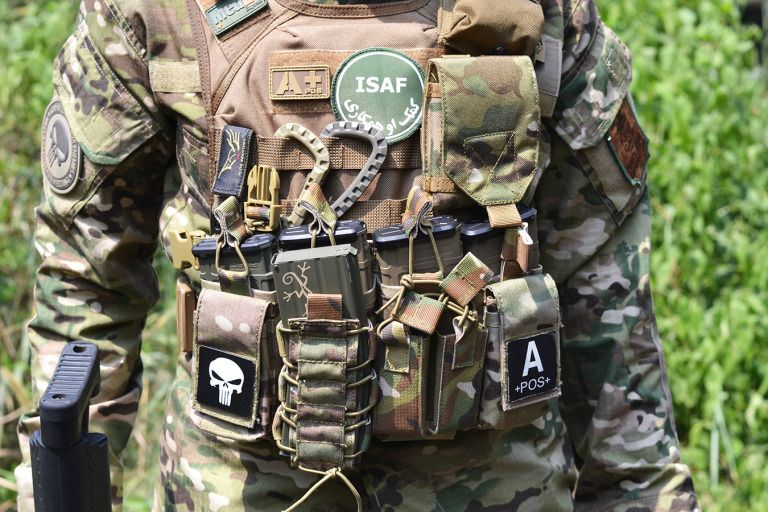 Killer Multicam and plate carrier loadout! | Milsim | Pinterest ...