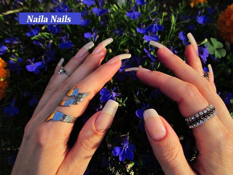 Pin di Naila Asmr su LONG NAILS UNGHIE LUNGHE ( NAIL