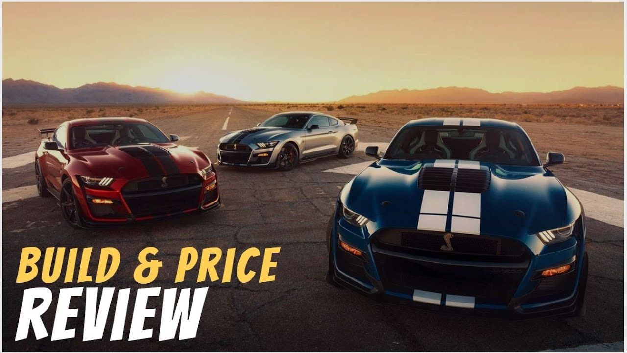 2020 Ford Mustang Shelby Gt500 Build Price Review Features Gallery The 2020 Ford Mustang Shelby Gt500 Is Mustang Shelby Ford Mustang Shelby Shelby Gt500