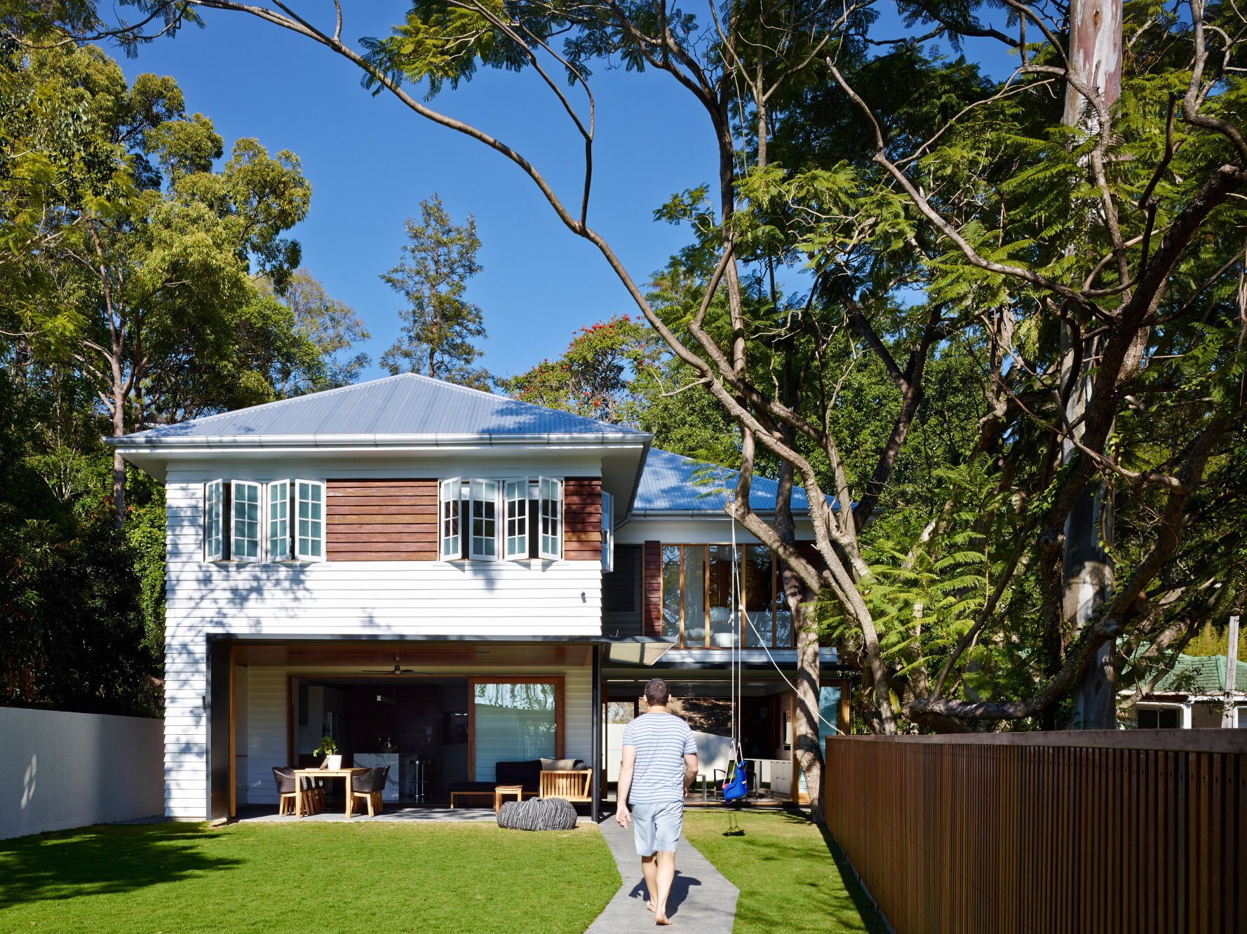 Post Post-War House by Shaun Lockyer Architects, Brisbane ...