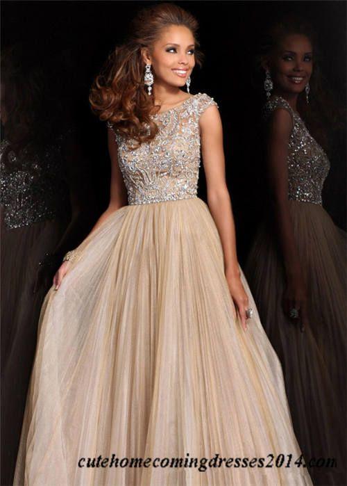 Sherri Hill 2984 Beaded High Neck Ball Gown Prom Dress