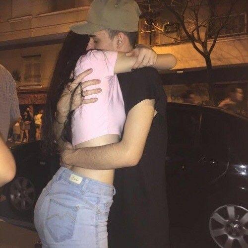 / A R Y A // elegant romance, cute couple, relationship goals, prom, kiss, love, tumblr, grunge, hipster, aesthetic, boyfriend, girlfriend, teen coupl…
