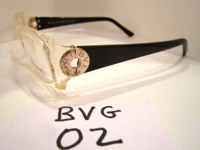 8d41993fd4 BVLGARI Eyeglass Frames 4024 5109 Clear Black (BVG-02)