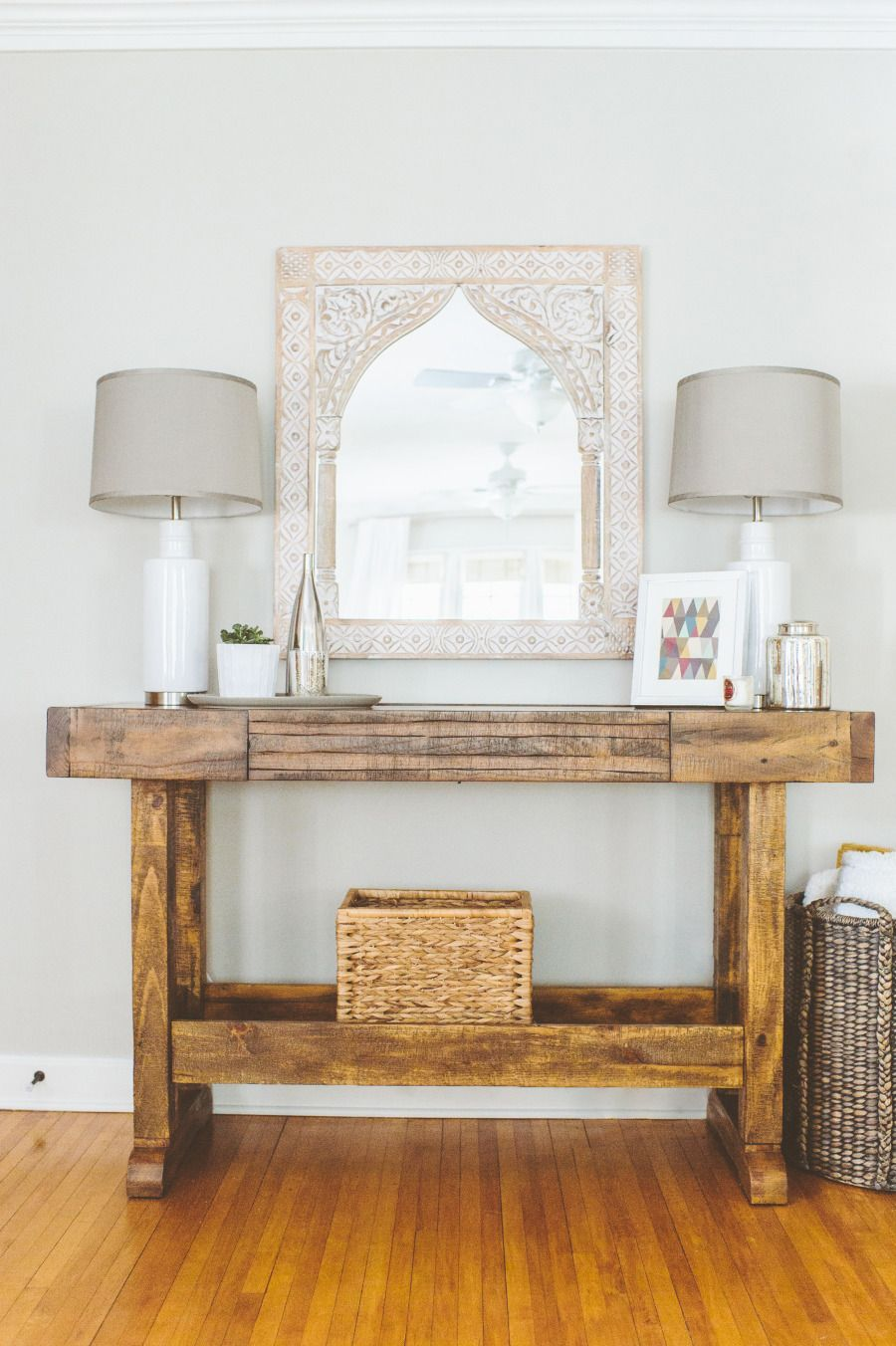 Get thrifty: http://www.stylemepretty.com/living/2014/01/22/20-ways-to-decorate-your-walls/