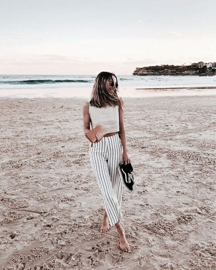 73 Beach Outfit Ideas That Go Far Beyond Swimsuits and Sunnies
