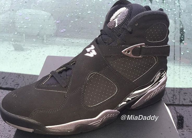 "2c940a3ccd3cf9 Best Sneakers   AIR JORDAN VIII ""CHROME"" (ZIMA 2015) – ZAJAWKA -"