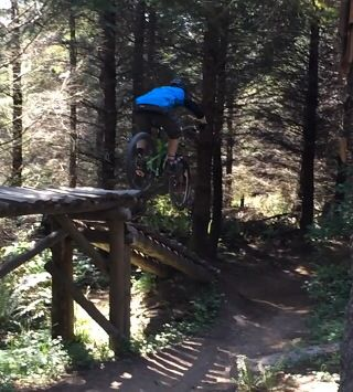 PNW downhill