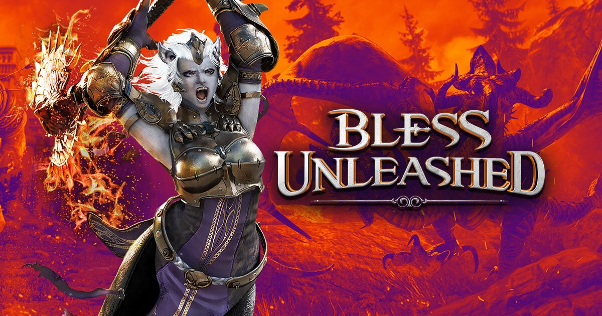 Bless Unleashed Gameplay Overview Trailer Upcoming Mmo A Rpg