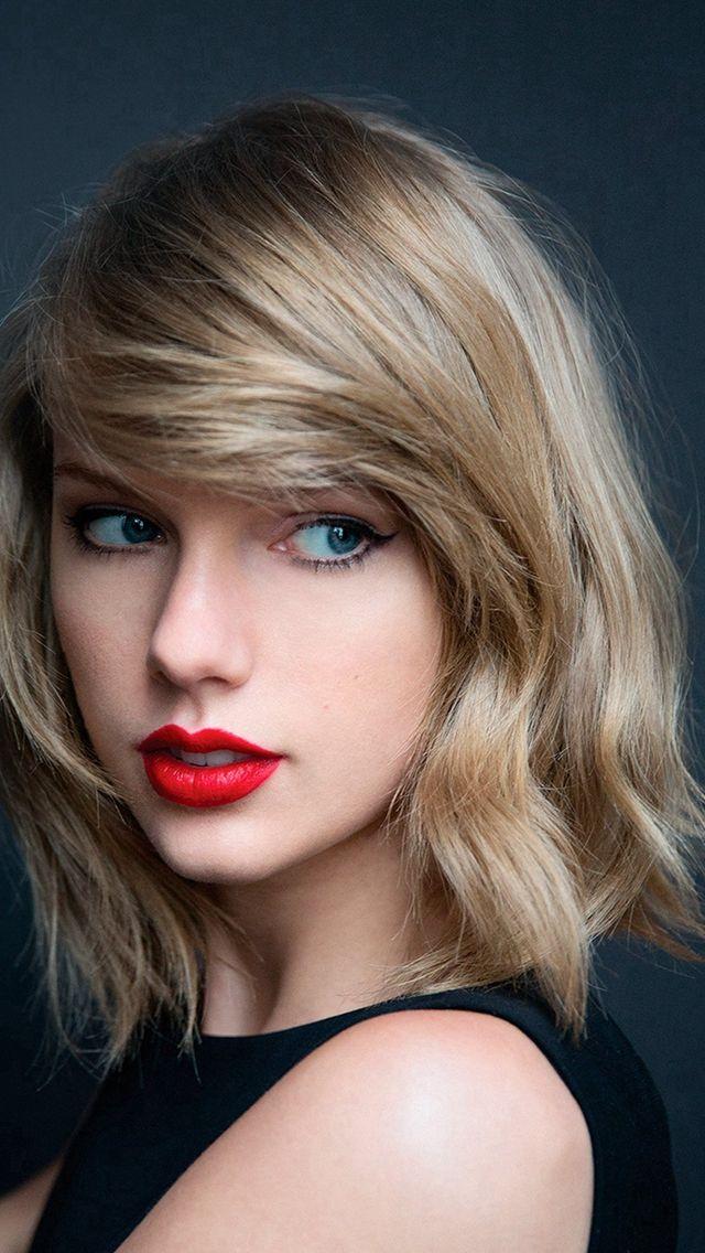 Taylor Swift Artist Celebrity Girl Iphone 5s Wallpaper Download Iphone Wallpapers Ipad Wallpapers One Stop Download Taylor Swift Phụ Nữ Toc Ngắn