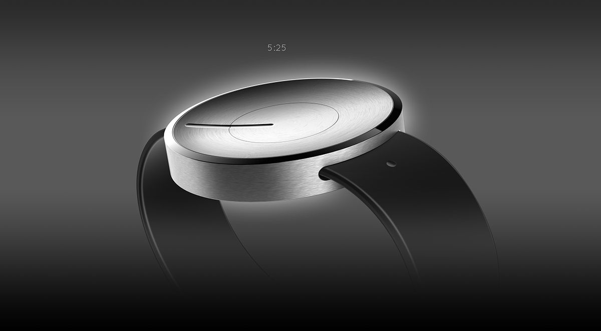 Concept Watch : A Time Reminder on Behance