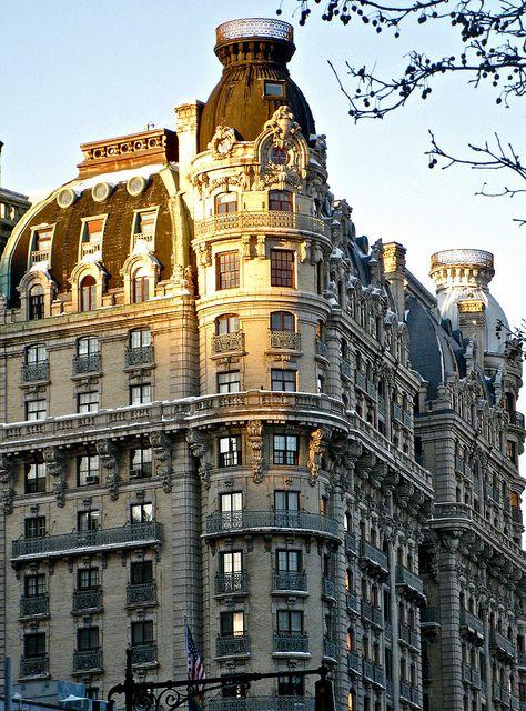 Ansonia Hotel 2109 Broadway New York Ny New York City