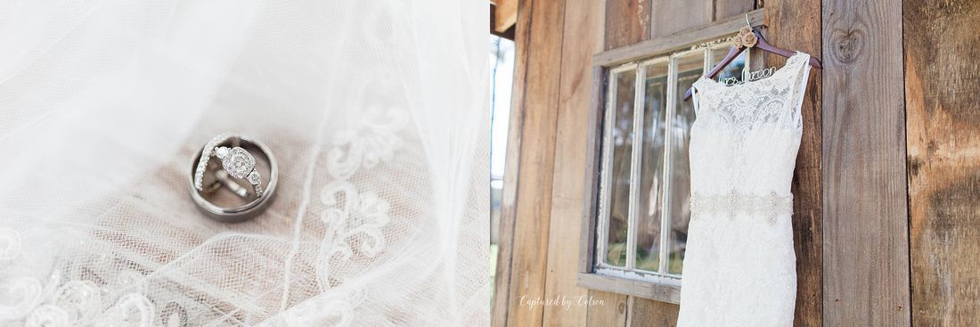 Rustic South Georgia Wedding
