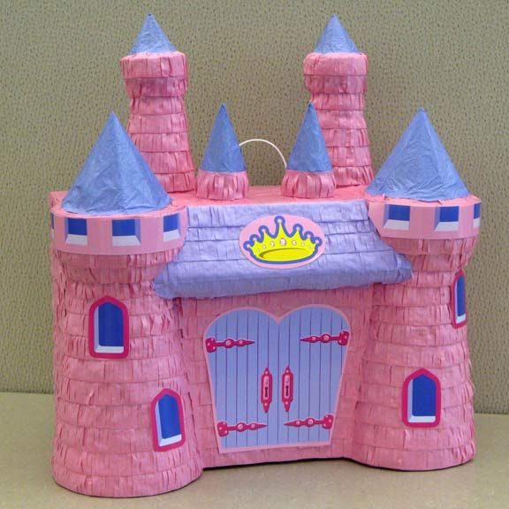 Princess Castle Pinata Available From Big W Also