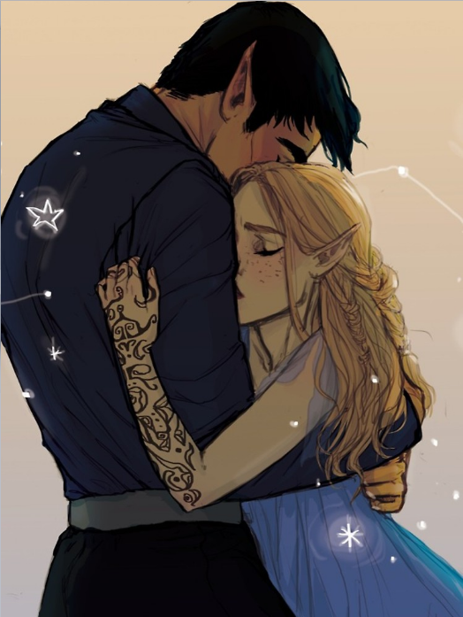 Photo of Rhysand&Feyre