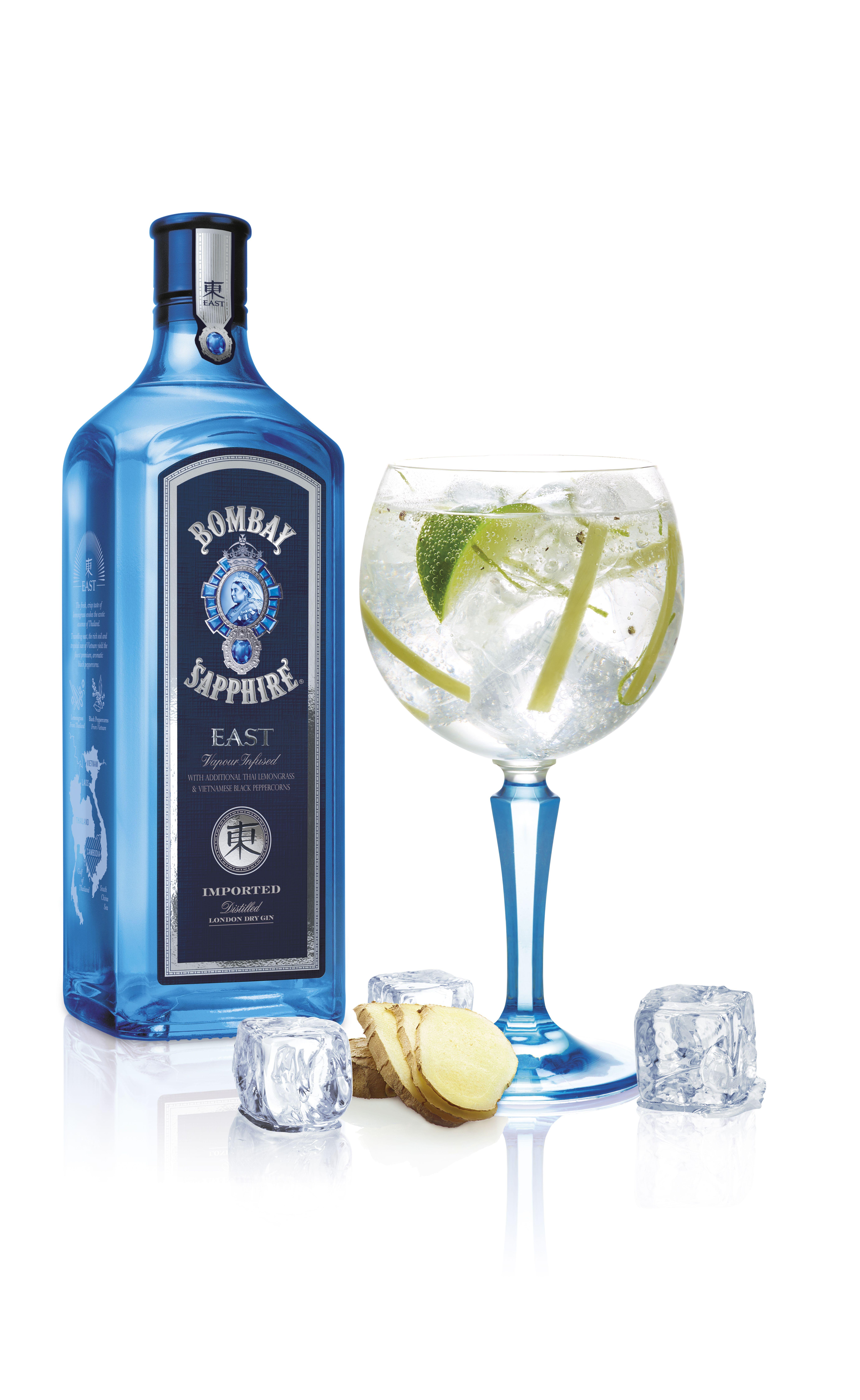 Bombay Sapphire East Melhores Bebidas Sucos Batida