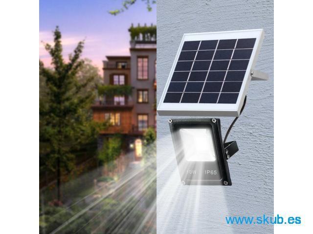 Led Solar Sensor De Movimiento Pir Lampara Pared Exterior Luz Impermeable Skub En 2020 Lamparas De Pared Pared Exterior Sensores De Movimiento