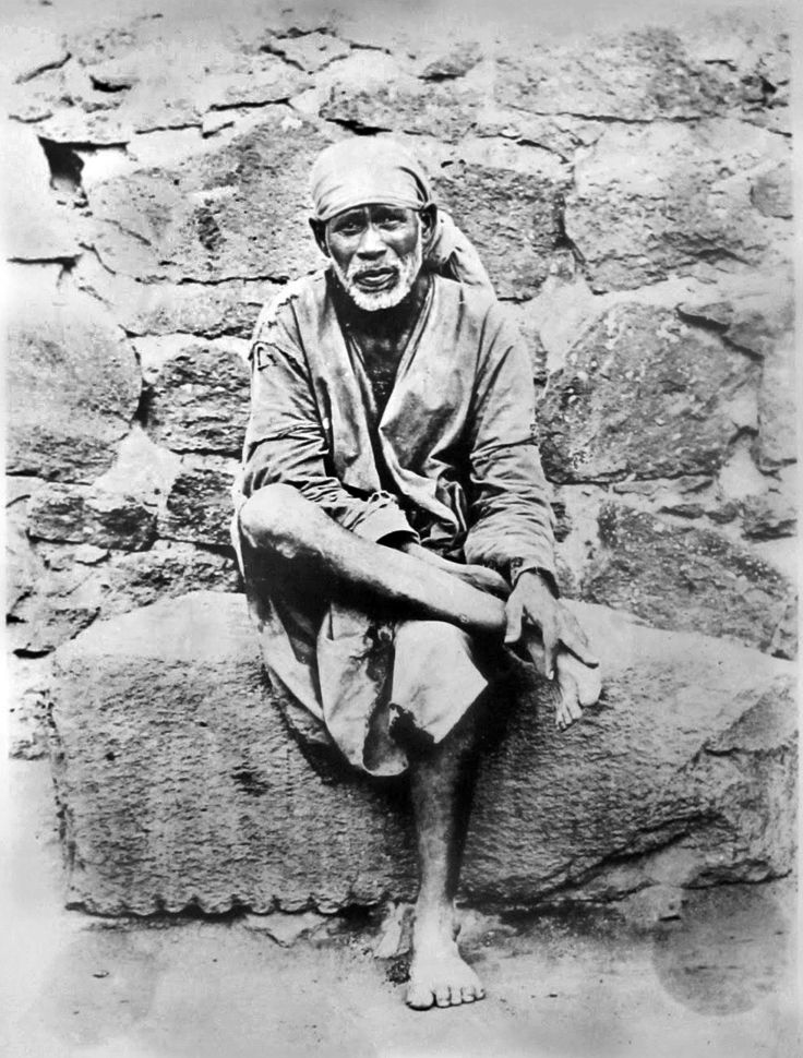 Best 5 Sai Baba Real and Rare Pictures | Indian Hindu God