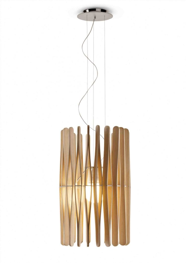 Medium Stick Hanging Lamp