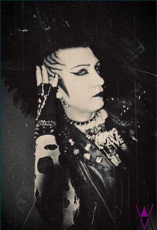 Deathrock  guy