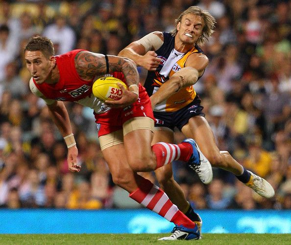 West Coast come back from five-goal deficit to take Grand