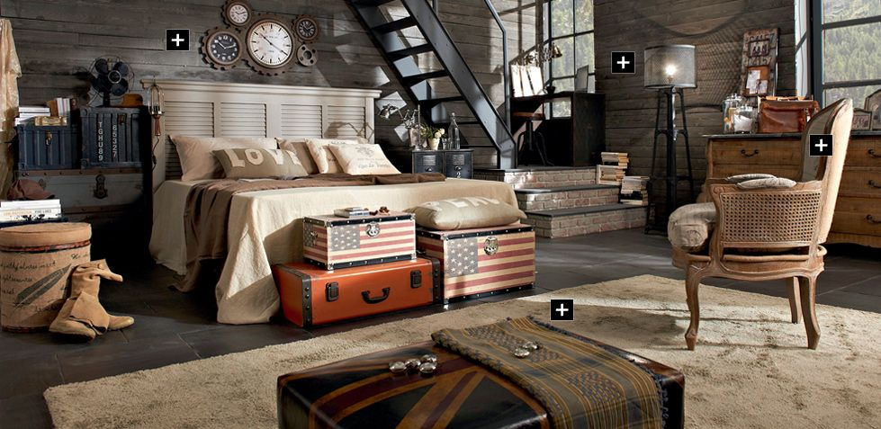 Unique Unforgettable Furniture by Dialma Brown | Industrial loft ...