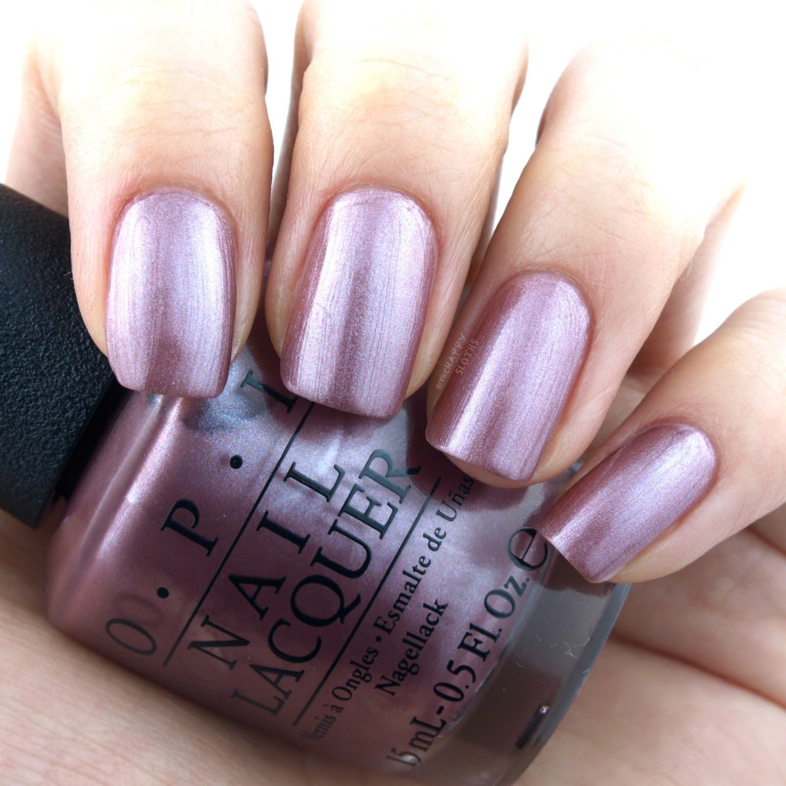 OPI Fall 2017 Iceland Collection: Review and Swatches | Esmalte ...