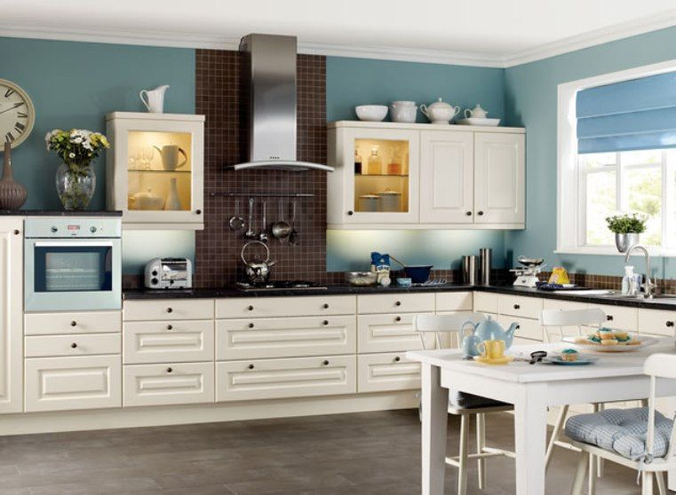 Best Kitchen Colors For White Cabinets - Sarkem.net