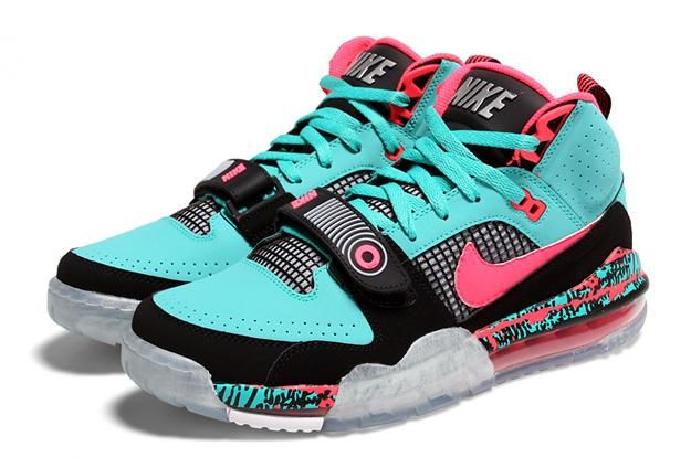sneakers think of the Air Max Bo