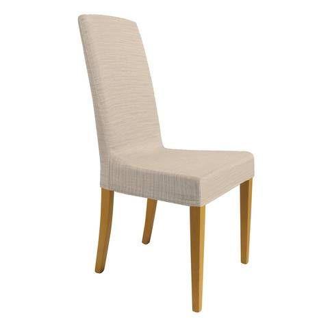 lot de 2 housses chaises antitaches extensibles tertio® - 3suisses
