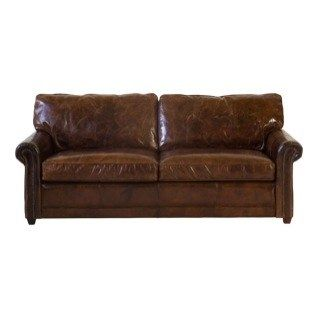 distressed leather sofa furniture pinterest distressed leather