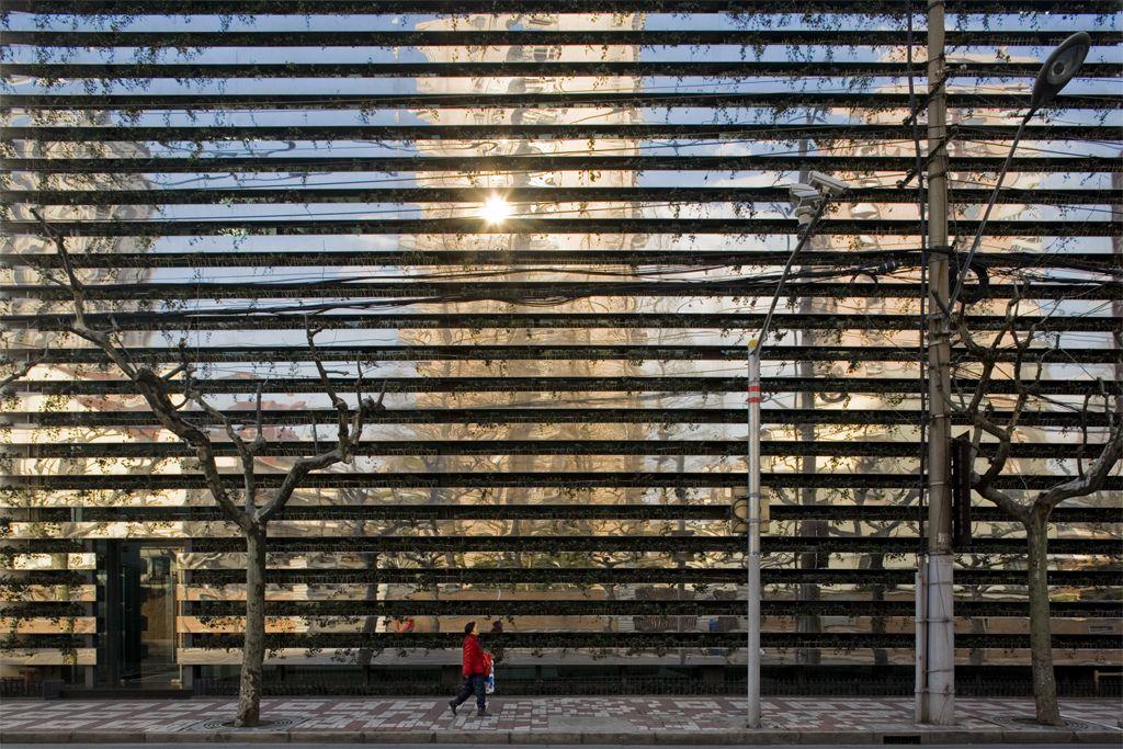 Z58 in Shanghai by Kengo Kuma