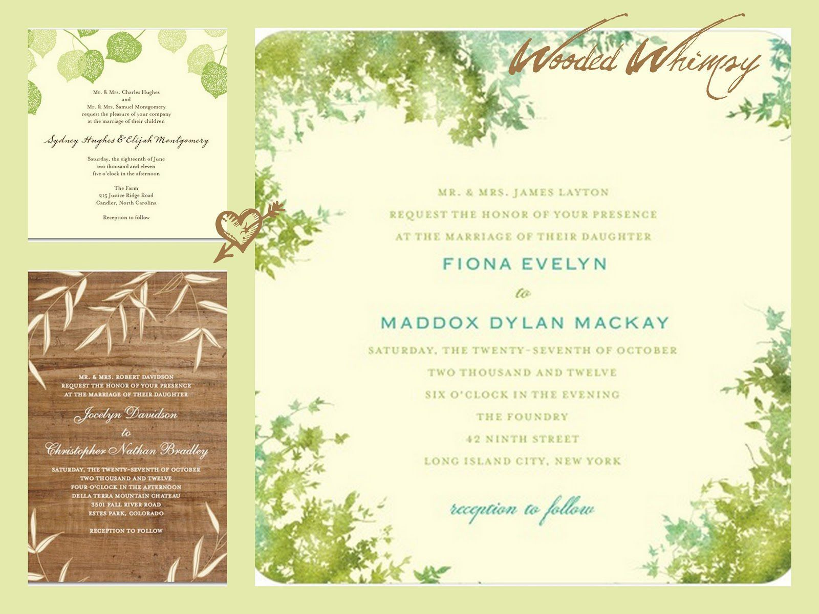wedding invitation : Wedding invitations templates - Invitations ...