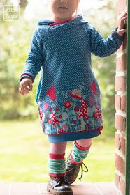 Photo of Firlefanz: dresses for big and small