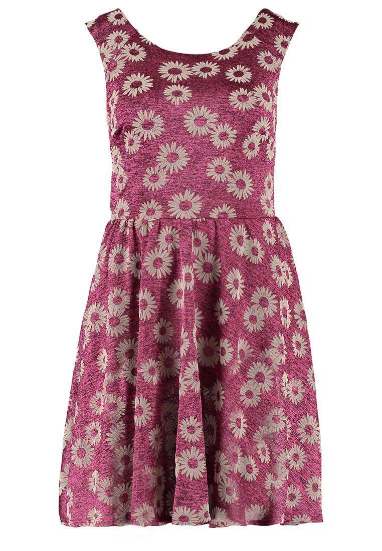 b112a6aed13a Dorothy Perkins Strickkleid - pink - Zalando.de   I would wear ...
