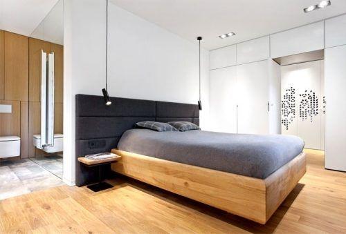 Open Inloopkast Slaapkamer : Slaapkamer met badkamer en inloopkast unieke slaapkamer ontwerp