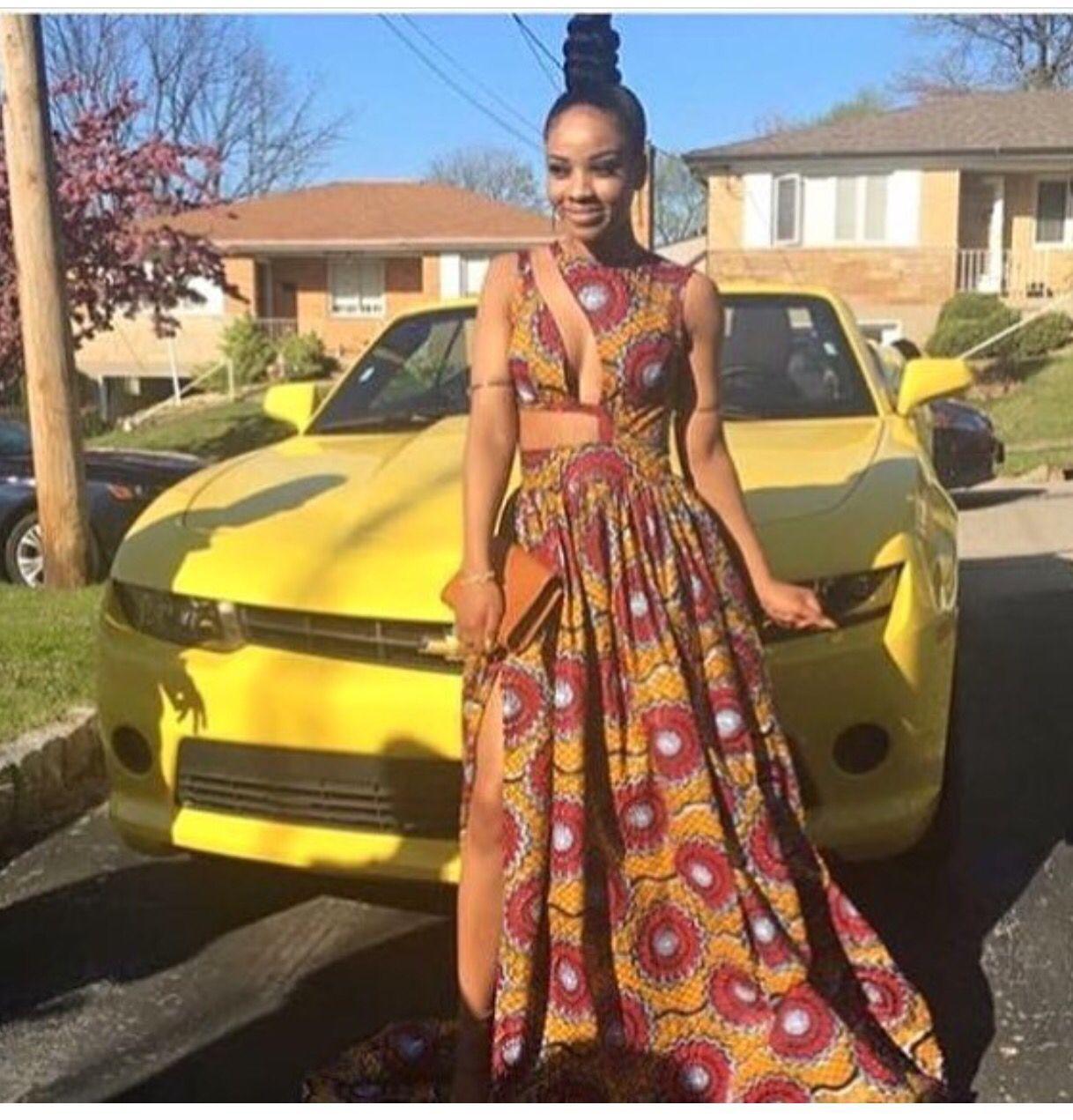 Prom dress african prom dress ankara prom dress lastest african