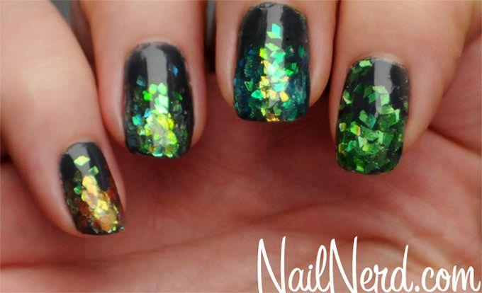 30 Glitter Nail Designs And Creative Ideas Free Premium