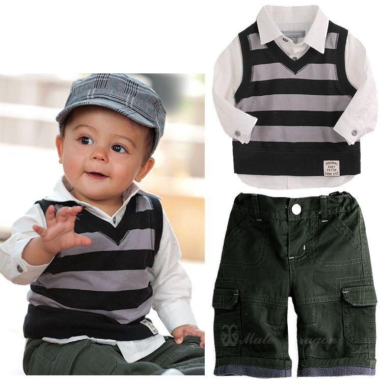 605c57d6787f fotos de ropa para bebes varones - Buscar con Google | Solo niños ...